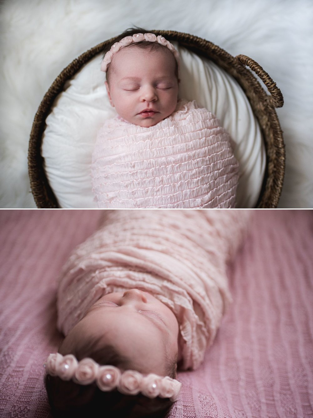 posed newborn | newborn photographer north wales pa