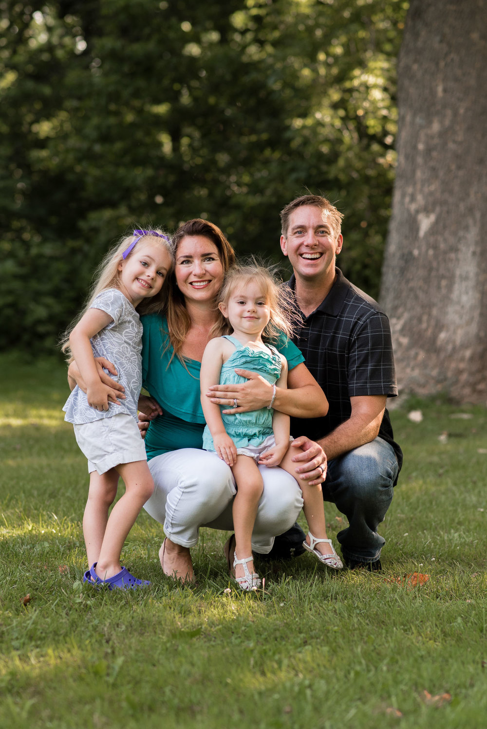 fischer park montgomery county photographer family picture