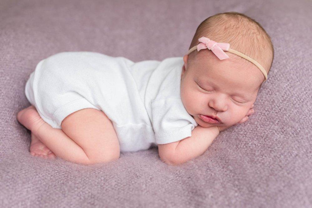best Montgomery county newborn photographer