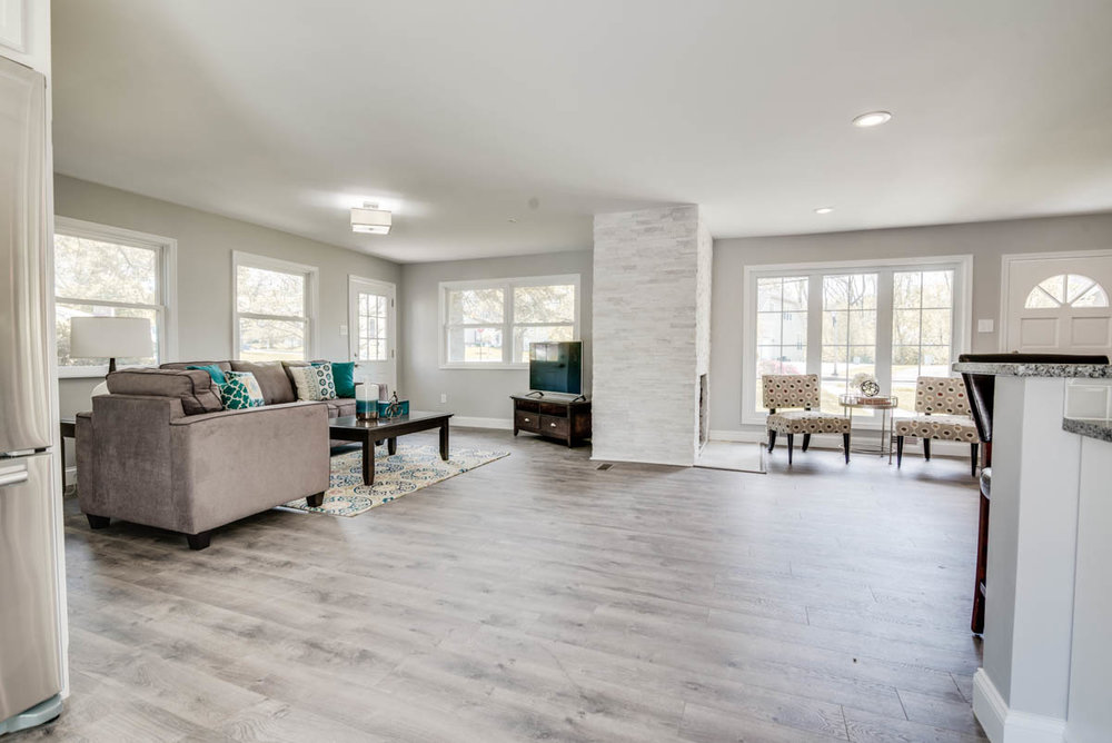 Montgomery county real estate photography