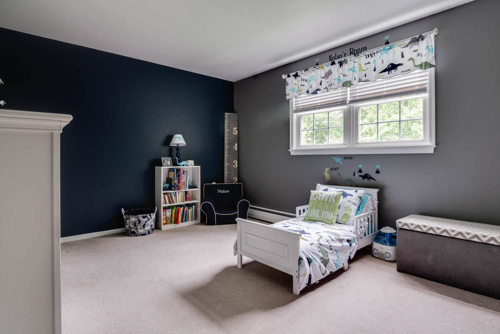 worcester real estate photographer bedroom