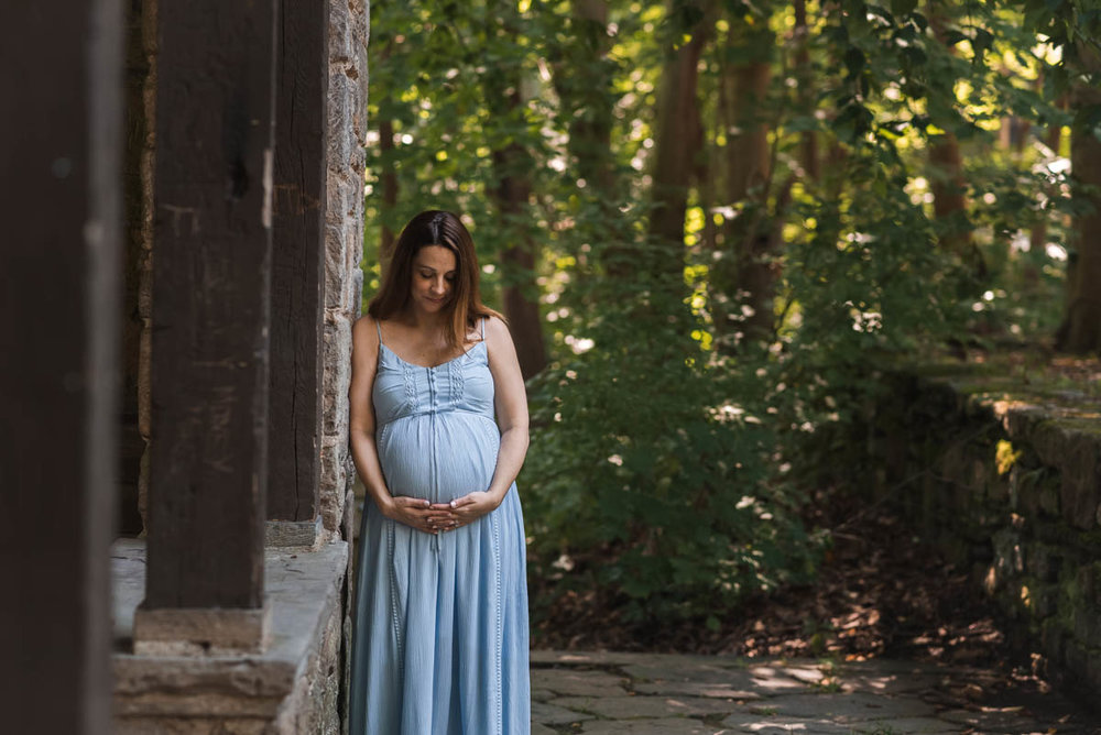 Philadelphia Maternity Session