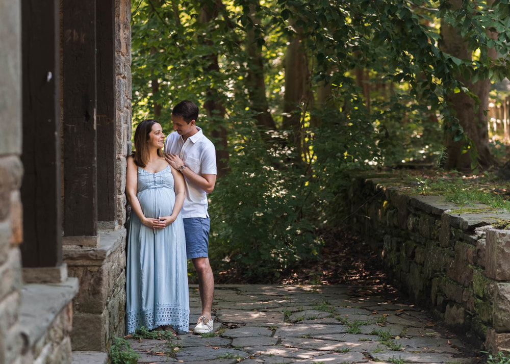 Philadelphia Maternity Newborn Session
