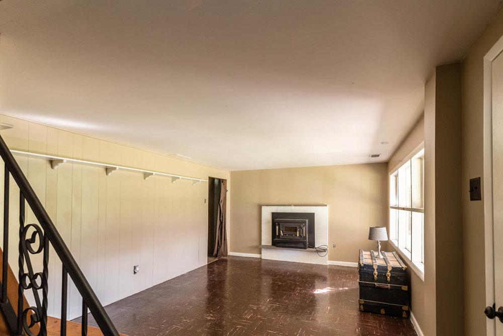 Chalfont listing real estate basement