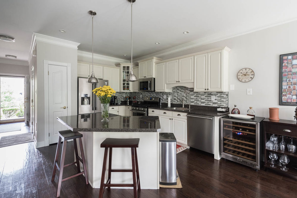 north Wales real estate photographer kitchen