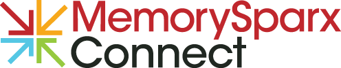 MemorySparx Connect logo