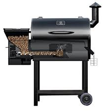 Wood BBQ Smoker and Grill Combo