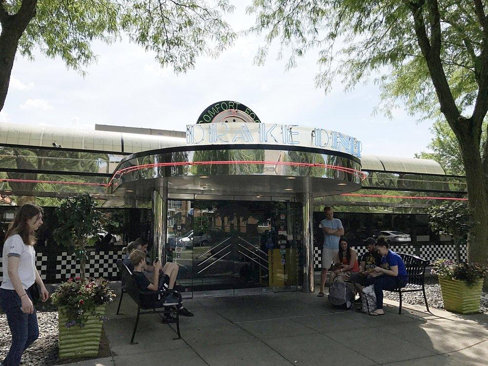 Famous Drake Diner