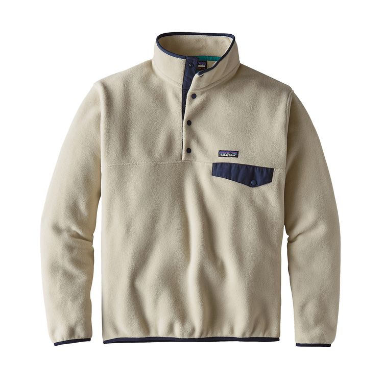 Patagonia Fleece - This is the MOST comfortable fleece ever and I insist everyone take my word for it or head straight to the nearest retailer and give it a try. Abby and I both own multiple colors and they are a must for every adventure.