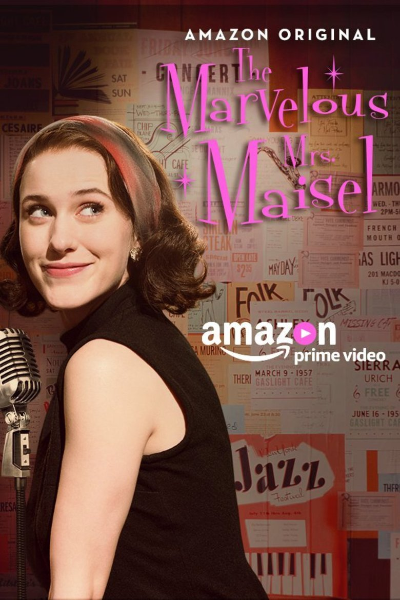 The Marvelous Mrs. Maisel - If you're a fan of the Gilmore Girls or even if not, you will love this show! Austin even likes it too! Great story of a Jewish 1950s housewife who is breaking out as a stand up comedian. It's very funny, smart writing, and a compelling story with strong female leads. You'll also recognize Midge as Rachel from House of Cards and she is superb!Watch on Amazon!