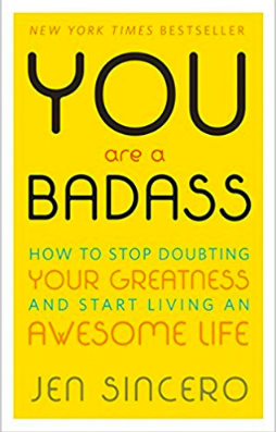 You are a Badass (audio) - Austin and I got so much out of this book! It's really good at boosting your confidence and realizing that the keys to greatness are already inside of you and up to you. It's very real and down to earth and especially listening to Jen read the book herself, you feel more connected to what she is saying. It's not corny like a lot of self help books, but it is personable and