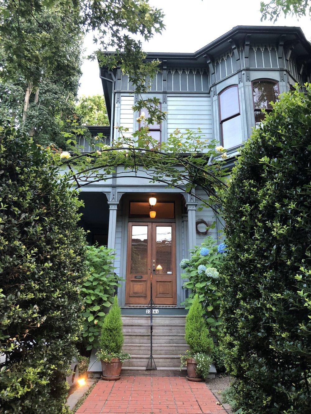 Alphabet District in Portland- Our favorite neighborhood we explored
