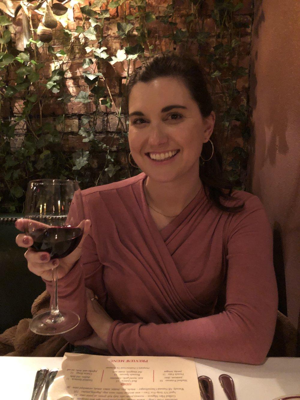 Romantic Dinner at The Waverly Inn