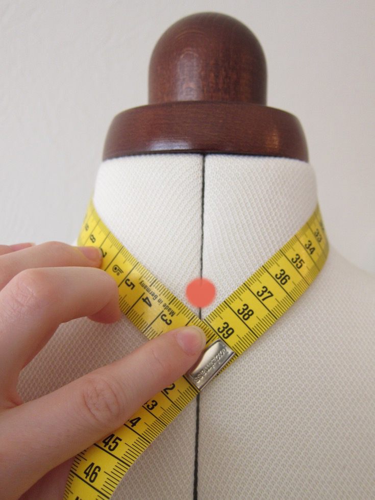Learn how to measure yourself for your next sewing project on Wearologie.com