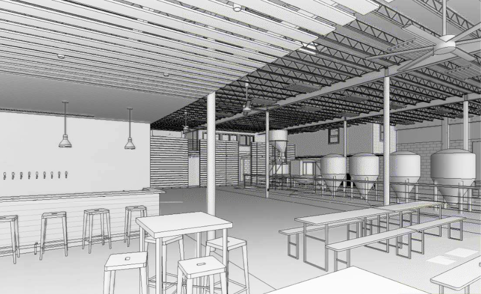 TAPROOM COMING SUMMER 2018 -