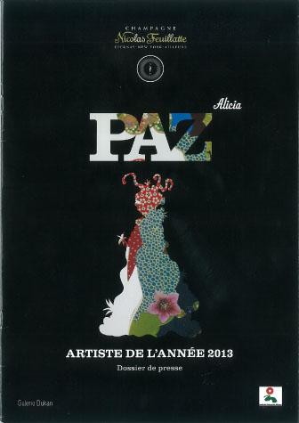 Prix Nicolas Feuillatte, 2013