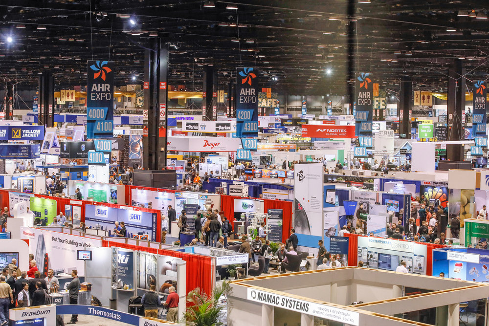 news from the show floor -