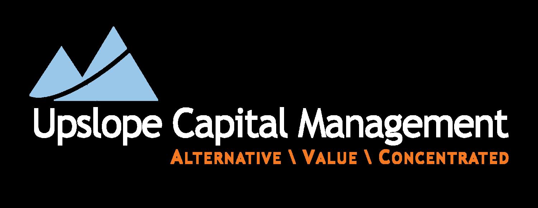 Commentary — Upslope Capital Management