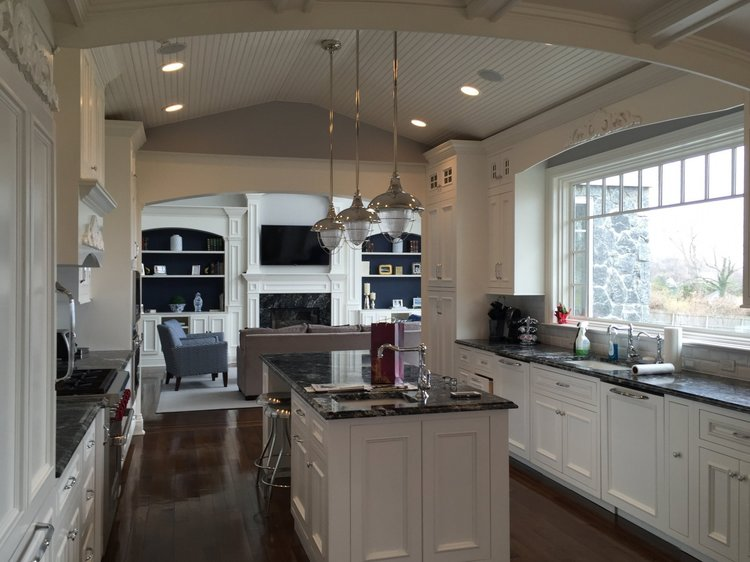 Huntington Bay House 2 — Hoffman Grayson Architects LLP