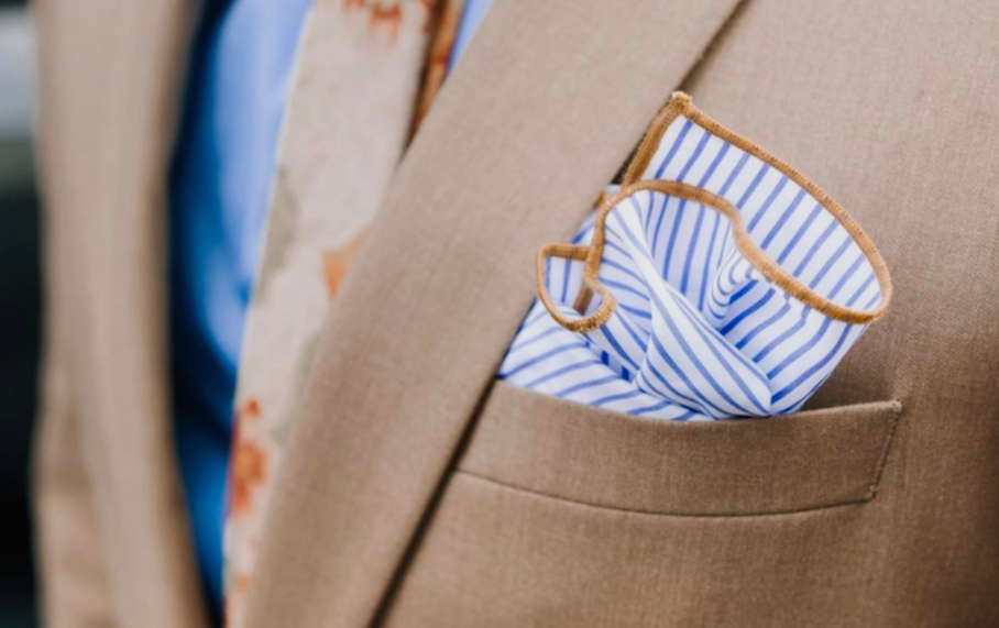 POCKET SQUARE CLOTHING -