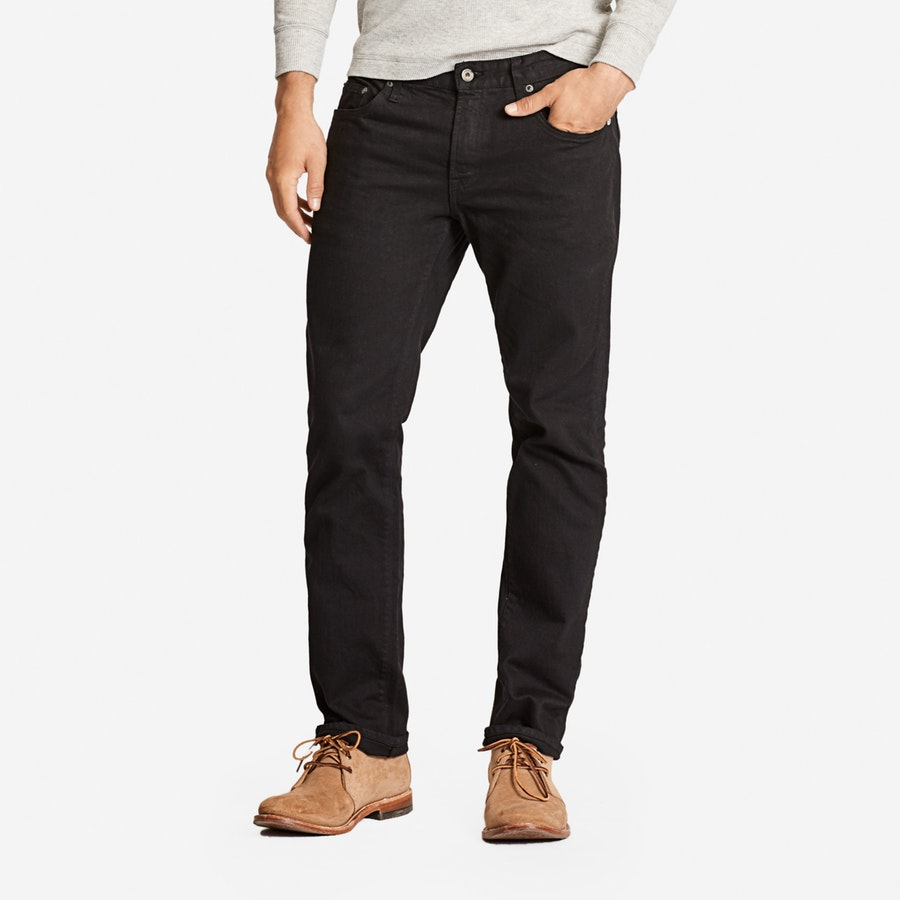 Travel Jeans - Black - $108