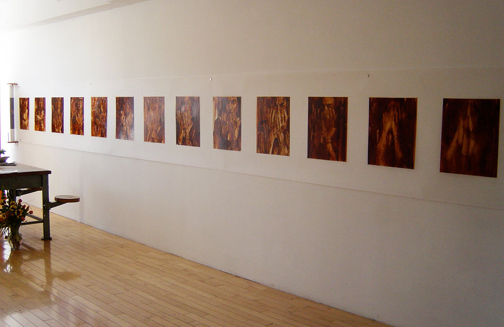 Missing the True Scent of Narges | Exhibition