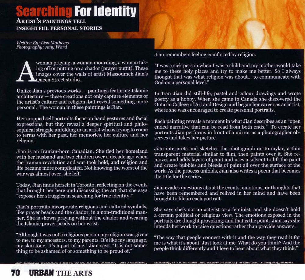 Media - %22Searching for Identity%22 (Urban Magazine ,especial Edition Premiere Issue)-1.jpg