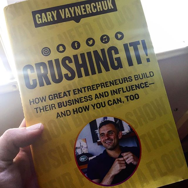 "A HUGE thanks to our friends at @avectousspice for hooking us up with a copy of @garyvee's new book ""CRUSHING IT!"" - If you don't know who Avec Tous or GaryVee are.. we suggest you hit their handles and give them a look! - - - - - - - - - - - - - #PLATE #AvecTousSpice #Leauxcal #ThankYou #SouthLouisianaStartups #entrepreneurship #CrushingIt #GaryVee #letsgooooo"