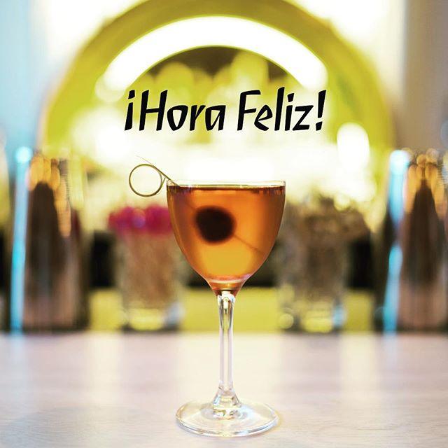 Happy Hour a.k.a Hora Feliz @chichanyc ! Tuesday - Sunday 5-8pm 198 Randolph St., Bushwick $8 draft cocktails! $10 specialty cocktails! (i.e. that sweet sweet photo). $1 off draft beers and all wines #bushwick #chichanyc #happyhour