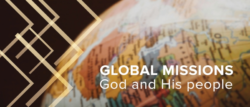 Global Missons Series - 11/12/17–11/19/17