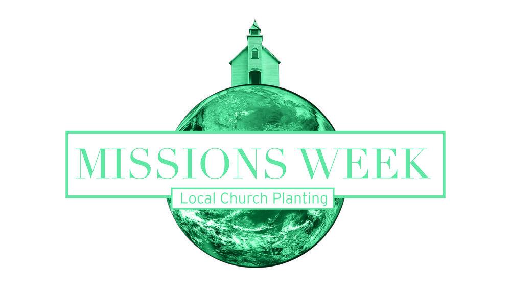 Missions Week 2018 - 11/11/18-11/18/18