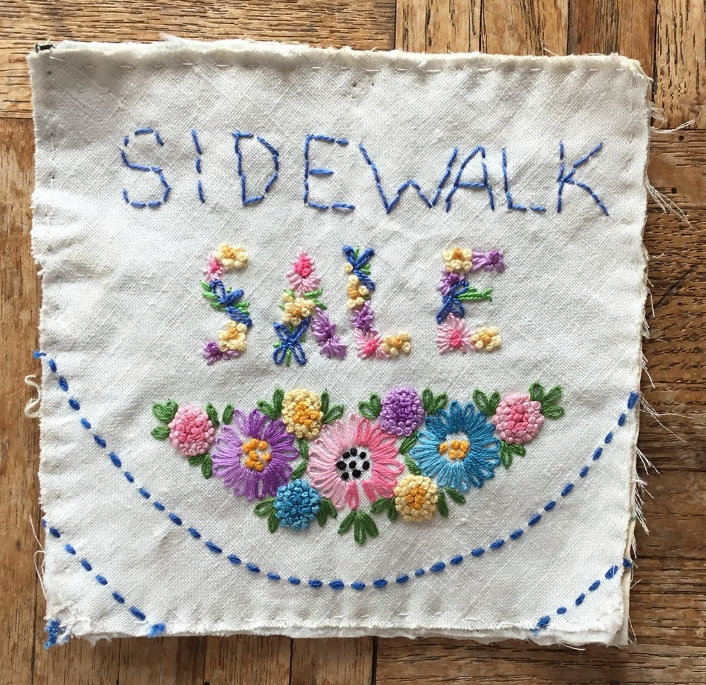 30th Annual Sidewalk Sale - July 19th-22thWe are participating in the 30th annual sidewalk sale on Main Street. Stop by for bargains galore! Up to 80% OFF merchandise!