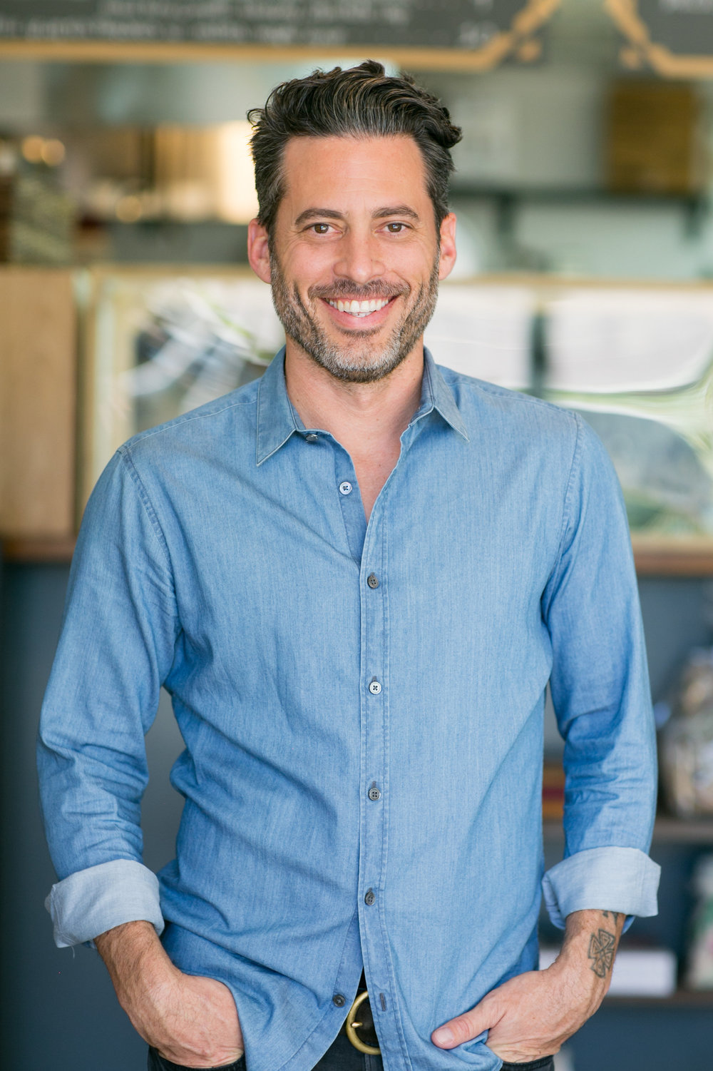 Mark LaValle - RESTAURATEUR & OWNER