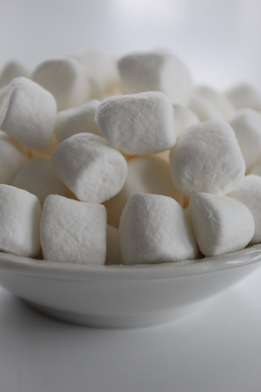 Unlike these marshmallows, there's no fluff when it comes to striking an emotional nerve in customers' brains. Without enough emotion, they won't notice, like or consider buying from you.     *(The Long & The Short Of It', Institute For Practitioners in Advertising, 2013-2018, looking into over 700 brands, in 80 industries over 30 years. We like doing our research 😉)