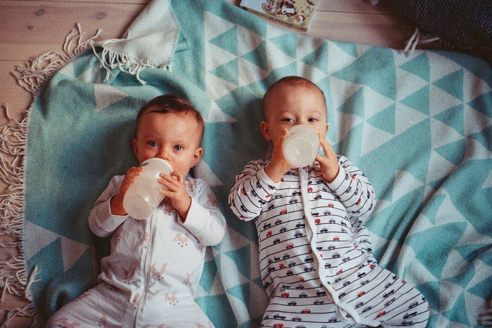 Twins  & Feedback   Photo by Jens Johnsson on Unsplash