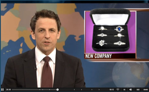 Seeded Coverage on Saturday Night Live
