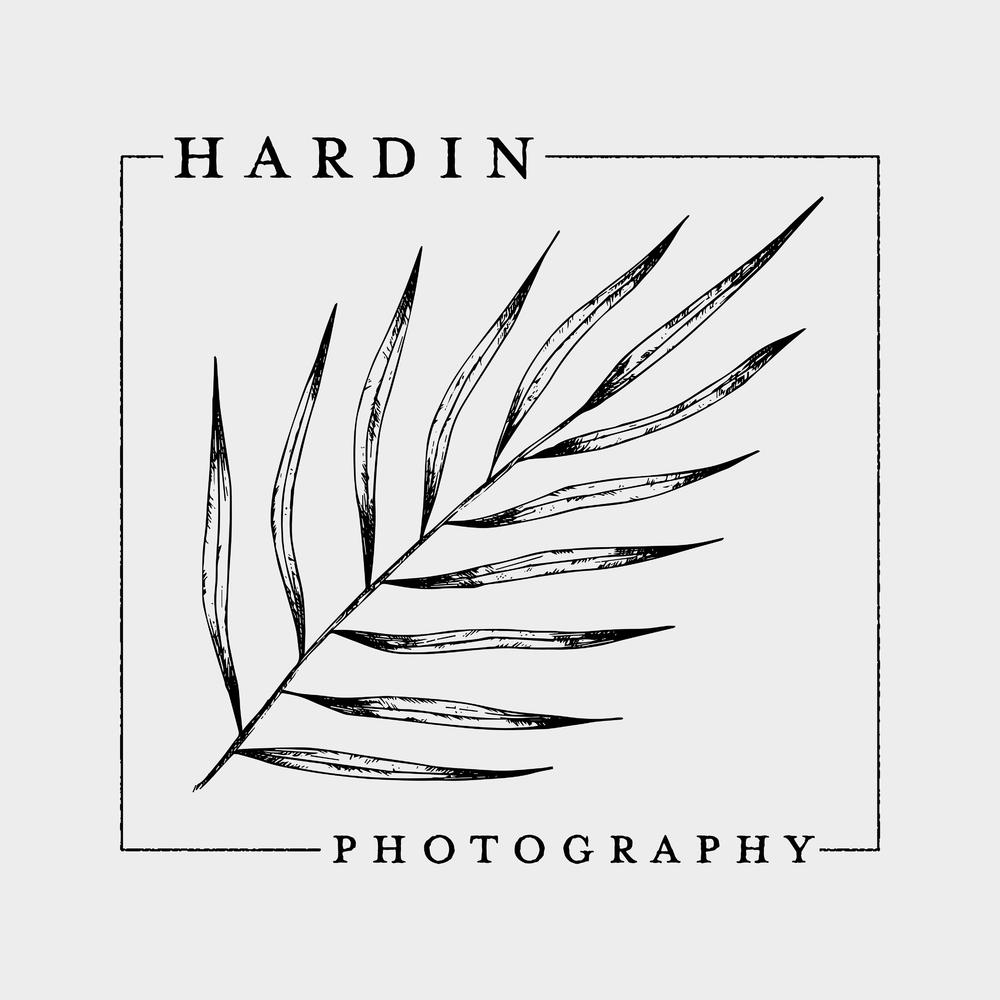 Harding Photography Logo Design