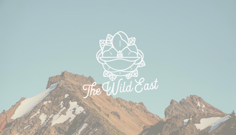 The Wild East Logo Design