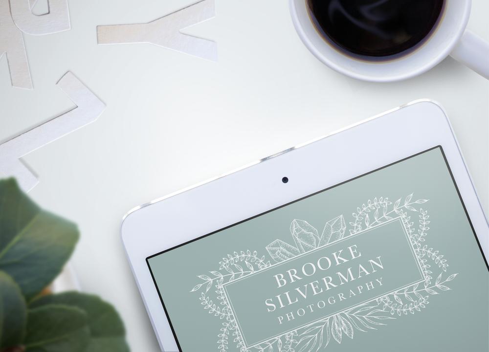 Brooke Silverman Photography Logo Design