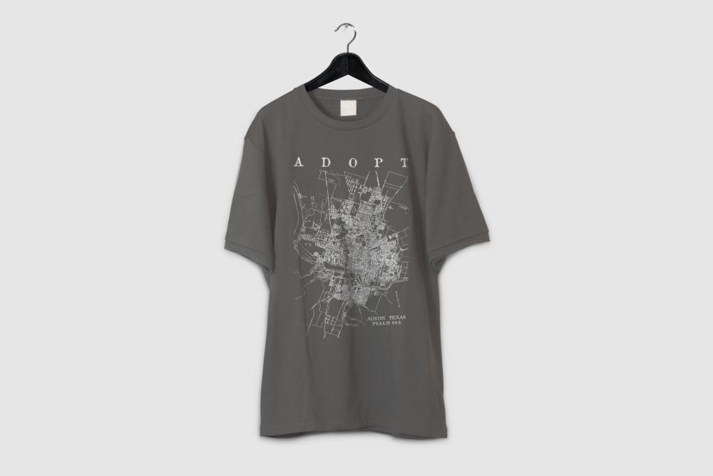 Adoption Fundraiser T-Shirt Design