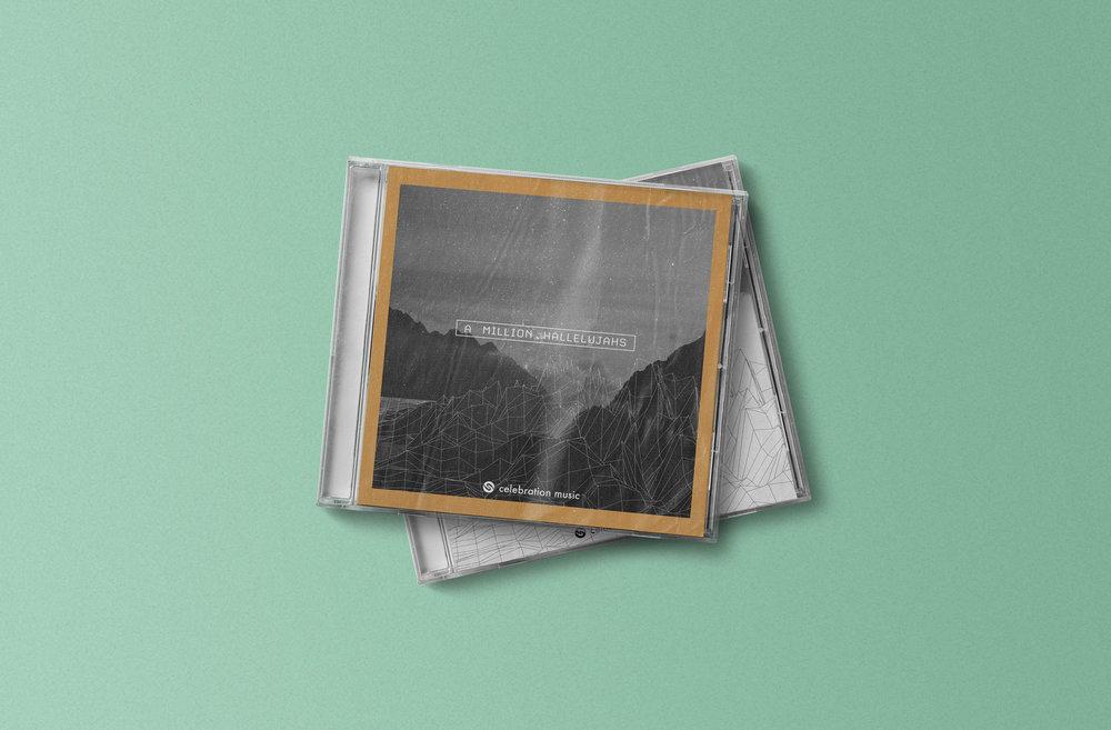 Celebration Music Single Cover