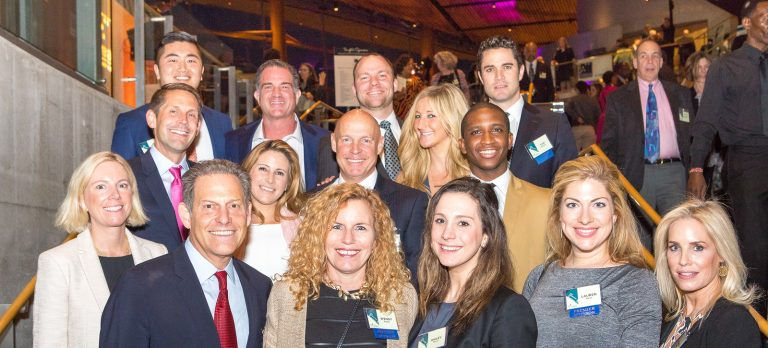 Among Cresa attendees were Gene Sachs, Managing Principal (first row, second from left) and Jim Underhill, CEO (second row, third from left). The Community Foundation for the National Capital Region would like to thank the team at Cresa Washington DC for its support of our 2017 Celebration of Philanthropy.Special thanks and acknowledgements to our longtime friend Gene Sachs for his leadership on our host committee and board.