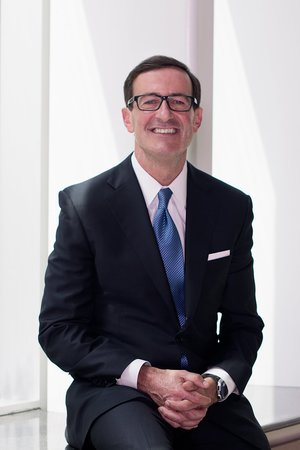 Bruce McNamer, President and CEO
