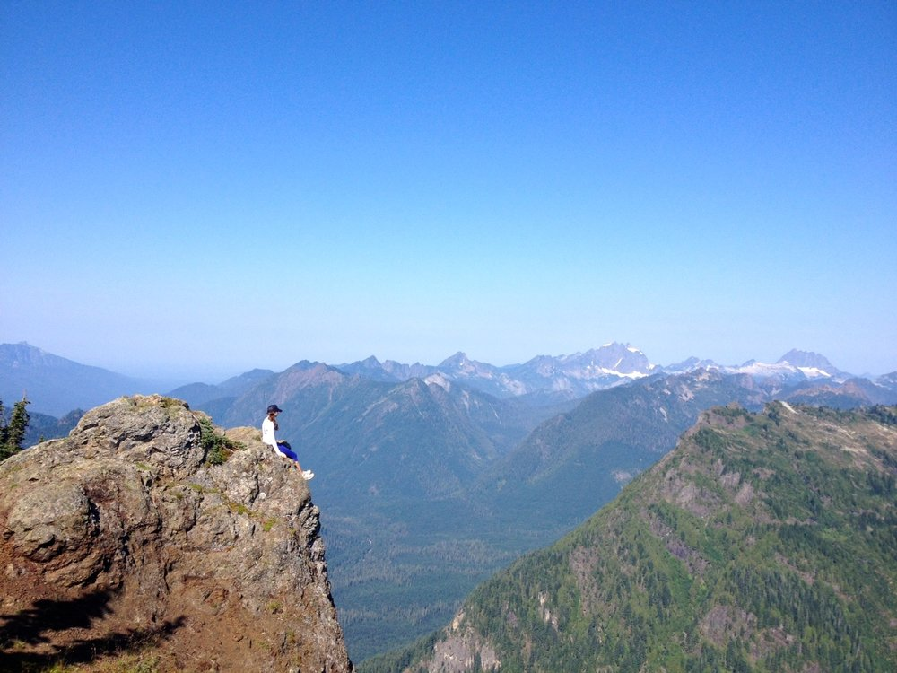Mt. DIckerman Peak