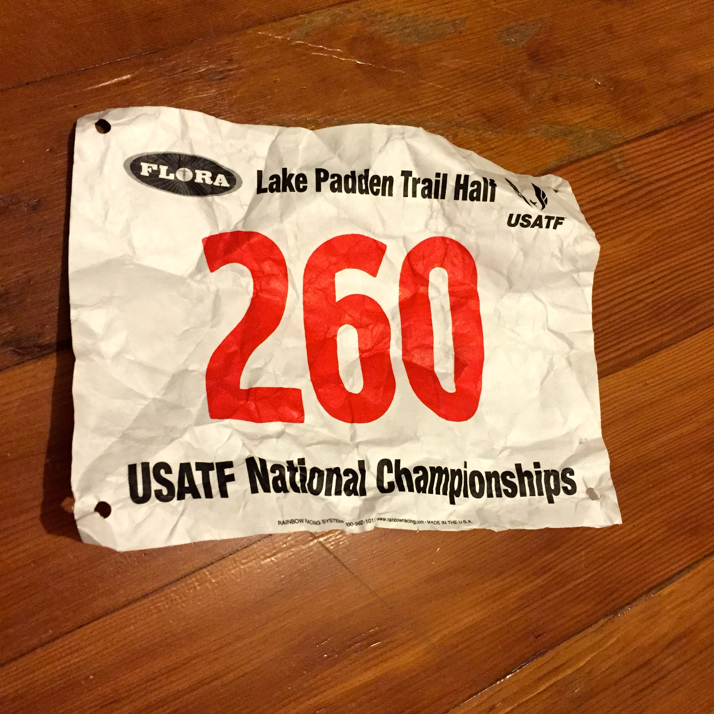 Lake Padden Trail Run Half Marathon , Bellingham Washington