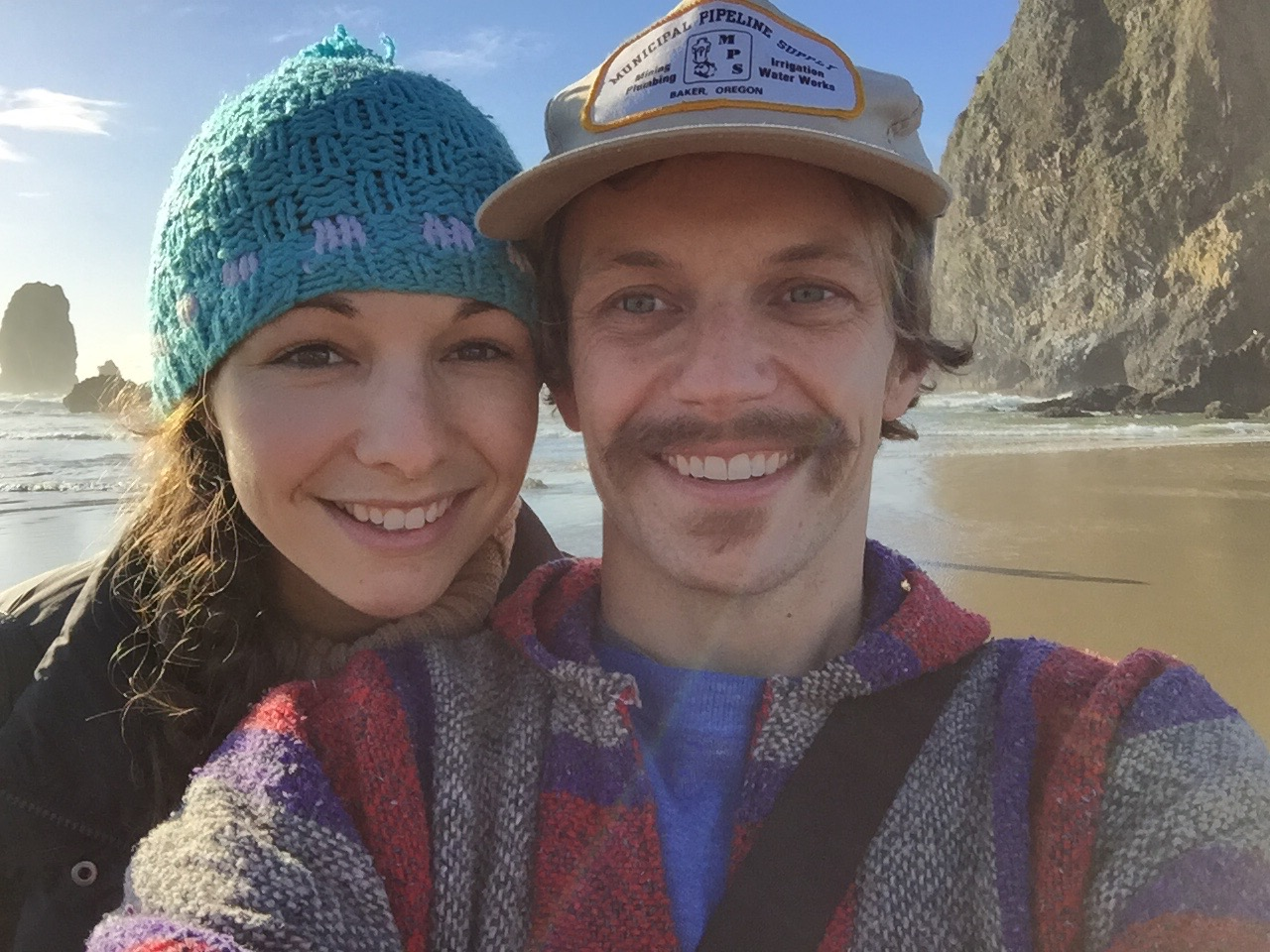 Road trip to Canon Beach, Oregon Coast