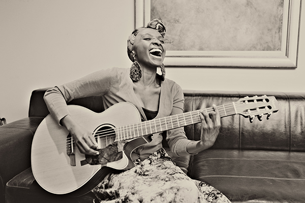 Seattle Singer Songwriter- Naomi Wachira