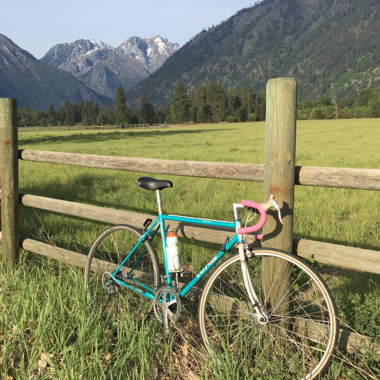 Road Biking in Leavenworth WA