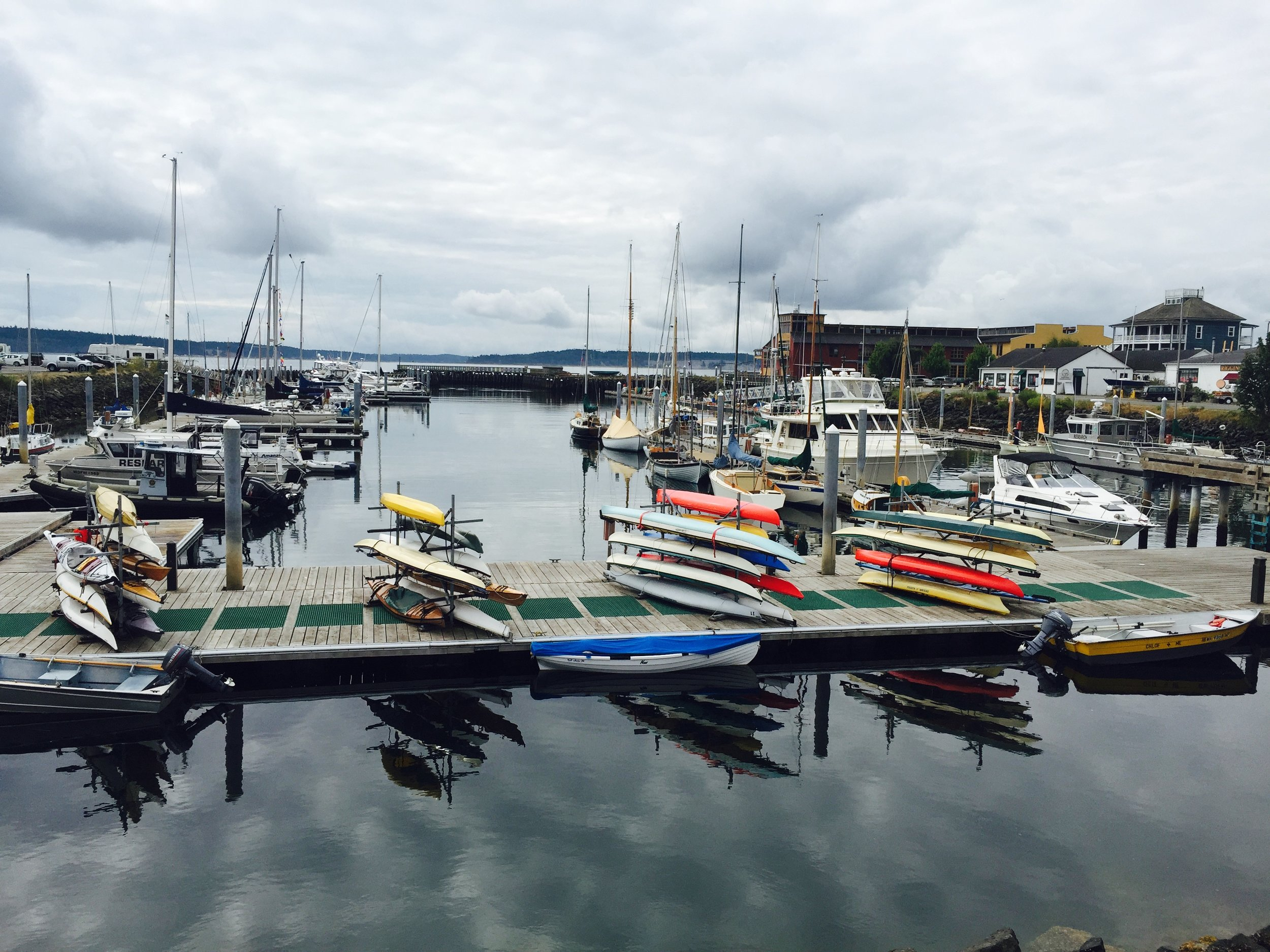 road trip to Port Townsend, WA