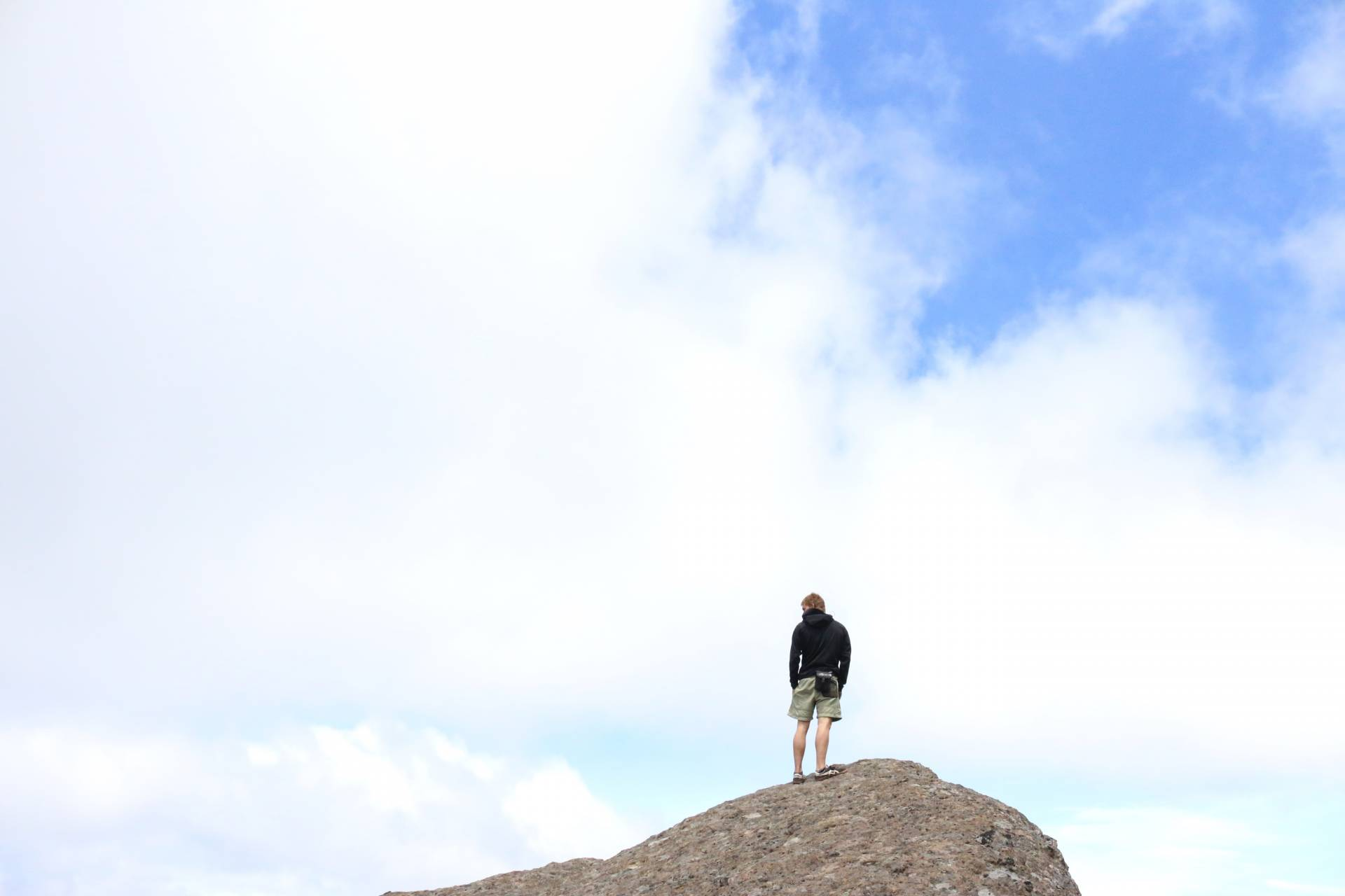 Top of High Rock Lookout Hike, Mt. Rainer WA